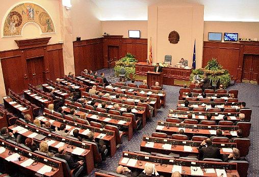 Законот за јазиците и денес жешка тема во Собрание