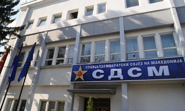 СДСМ контра Иванов  Изборите се спас за Груевски  решение за кризата е само нова Влада