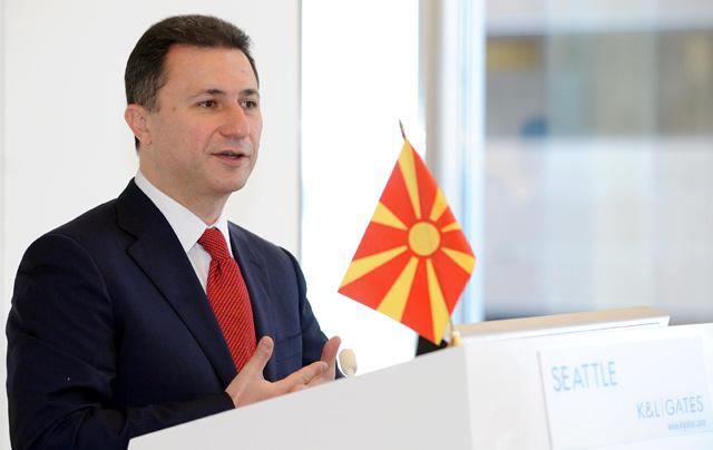 Груевски  Им порачав на кандидатите да ги поведе разумот  а не емоциите