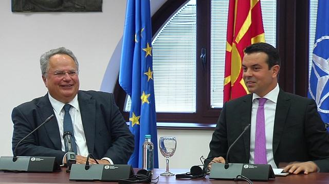 ГРЦИЈА Е КАТЕГОРИЧНА  Неопходно е да се смени уставот на Македонија
