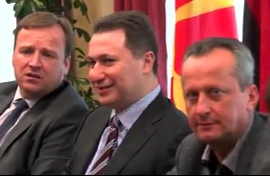 Коалиционите партнери на Груевски негодуваат за платформата на Албанците