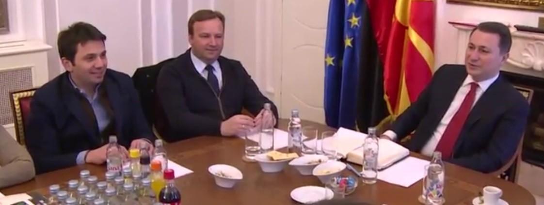 Што одлучи Извршниот комитет на ВМРО ДПМНЕ за преговорите