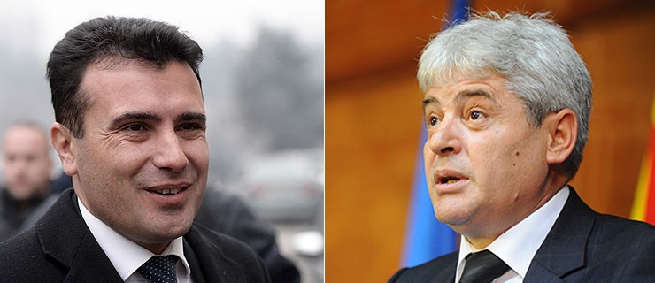 Што ќе соопштат СДСМ и ДУИ по средбата на Заев и Ахмети
