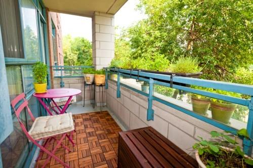 ГАЛЕРИЈА  ИДЕИ КОИ ЌЕ ВЕ ВООДУШЕВАТ  Како да го декорирате балконот и покрај тоа што е мал