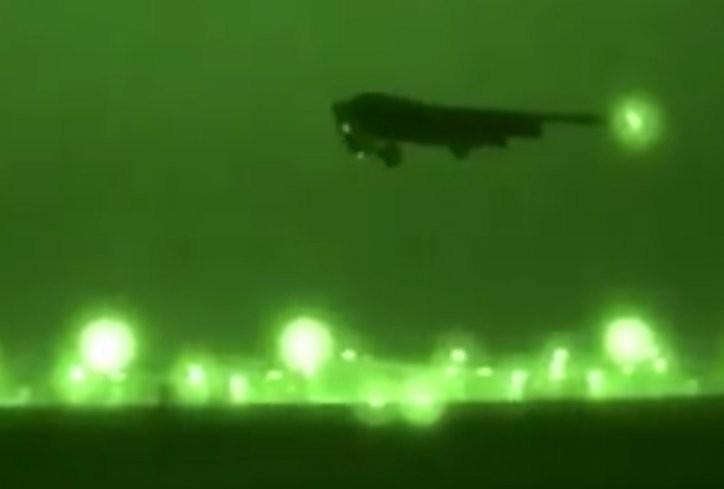 ДУХОТ КОЈ СЕЕ СМРТ ТРГНА КОН ЏИХАДИСТИТЕ  Ова е леталото ѕвер кое САД го испрати кон ИСИС