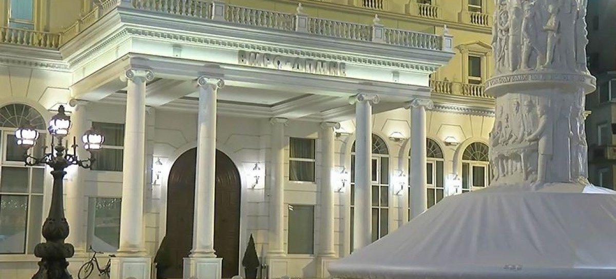 ВМРО ДПМНЕ  СДСМ и Заев одат по тенок мраз и не се откажуваат од Тиранската платформа