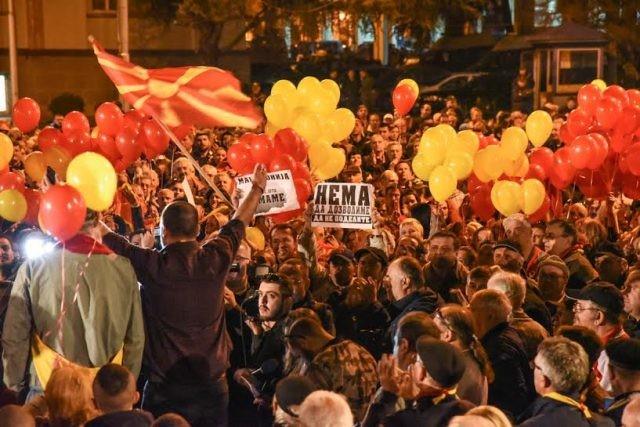 За заедничка Македонија  сакаат на Хан лично да му ги презентираат барањата