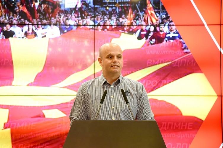 Данев  Не смее да се манипулира гласот на мнозинството Македонци