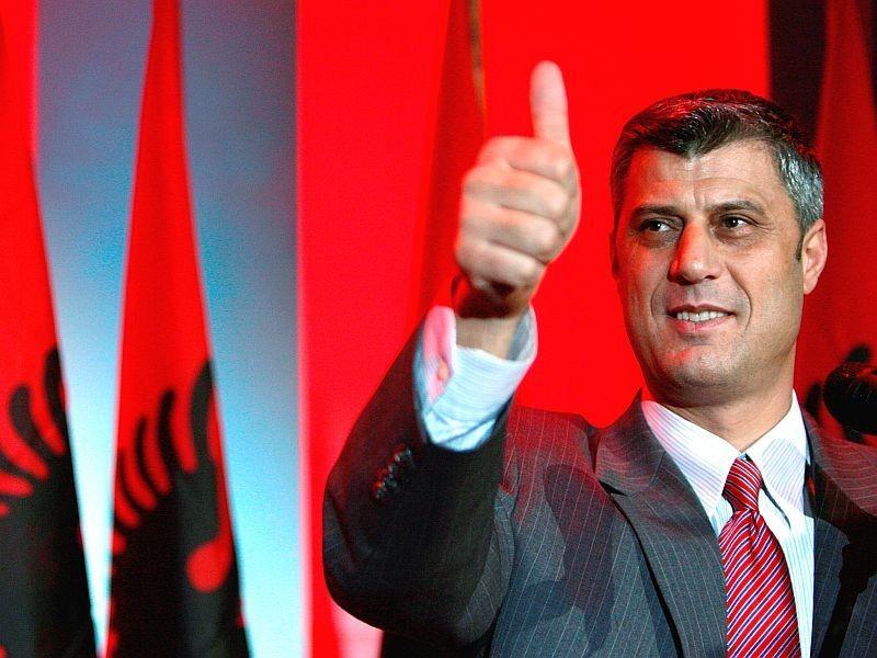 По Рама и Тачи спомнува обединување на Косово и Албанија