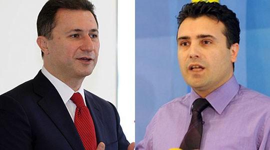 ДУИ  Деновиве се одржале неколку средби меѓу Груевски и Заев