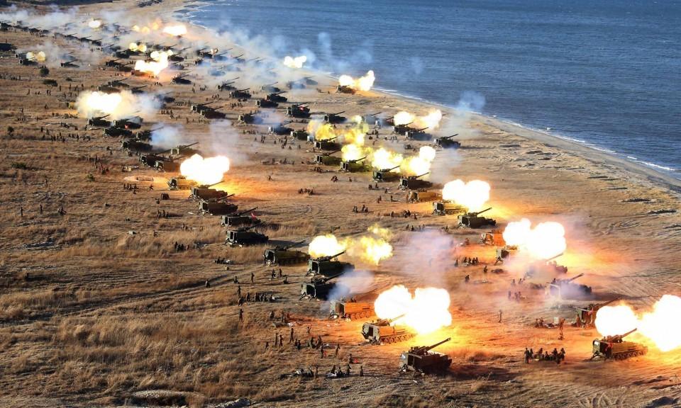 Армијата на Ким Jонг Ун спремна да го уништи непријателот