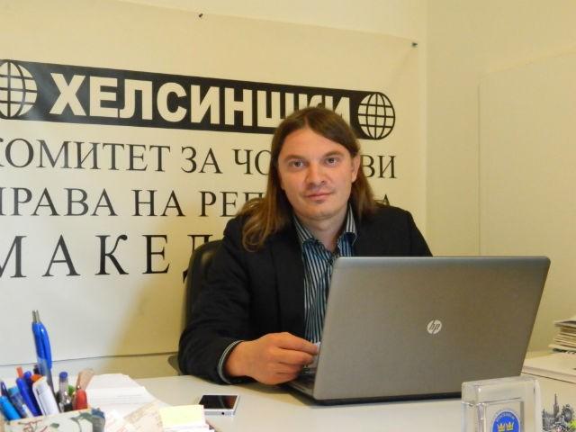 Воислав Стојановски  Загрозени беа голем број на човекови права гарантирани со Уставот