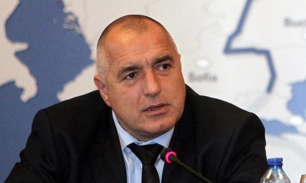 Борисов  Чувствата на лидерите на партиите треба да останат на второ место