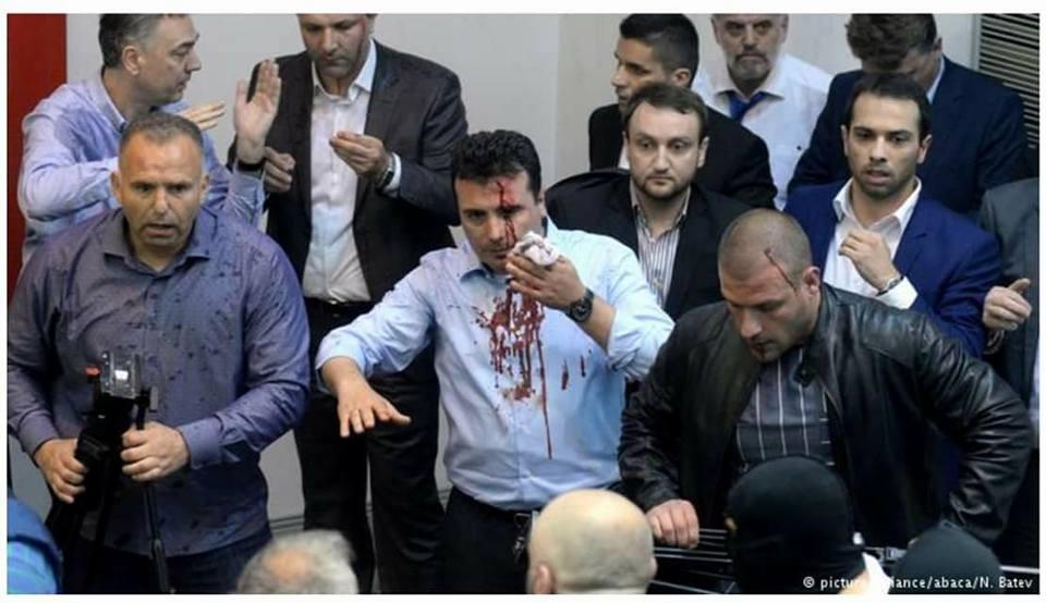 Николовски  Преживеавме крвничка ноќ пред нас се договараше убиство на пратеници