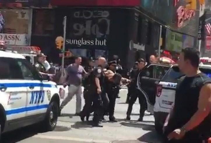 ЕВЕ КАКО Е УАПСЕН  Кој е напаѓачот од Њујорк