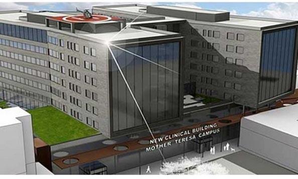 Додека се крчка новата влада  старата потпишува договори за изградба на новиот Клинички центар