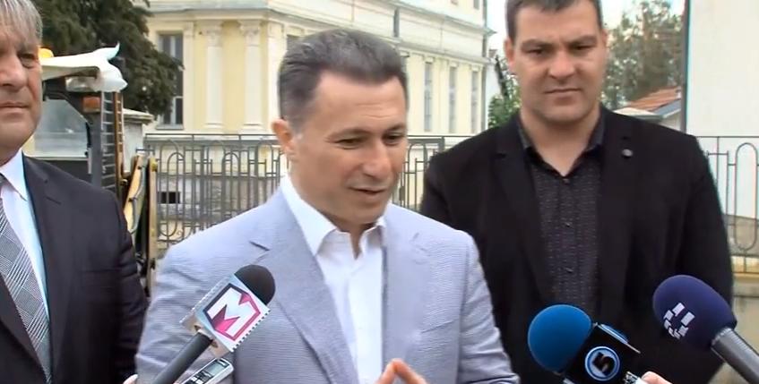 Груевски  Македонија предолго се држи надвор од НАТО и ЕУ