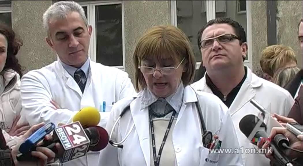Лекарска комора се разбуди   Се што било штетно ќе се ревидира