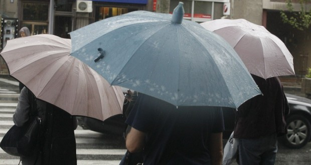 Се очекуваат поројни дождови со над 30 литри на метар квадратен