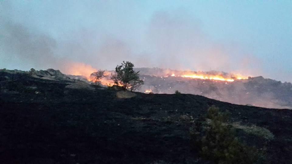 Доброволци со огромни напори спречија да се запали Трескавец