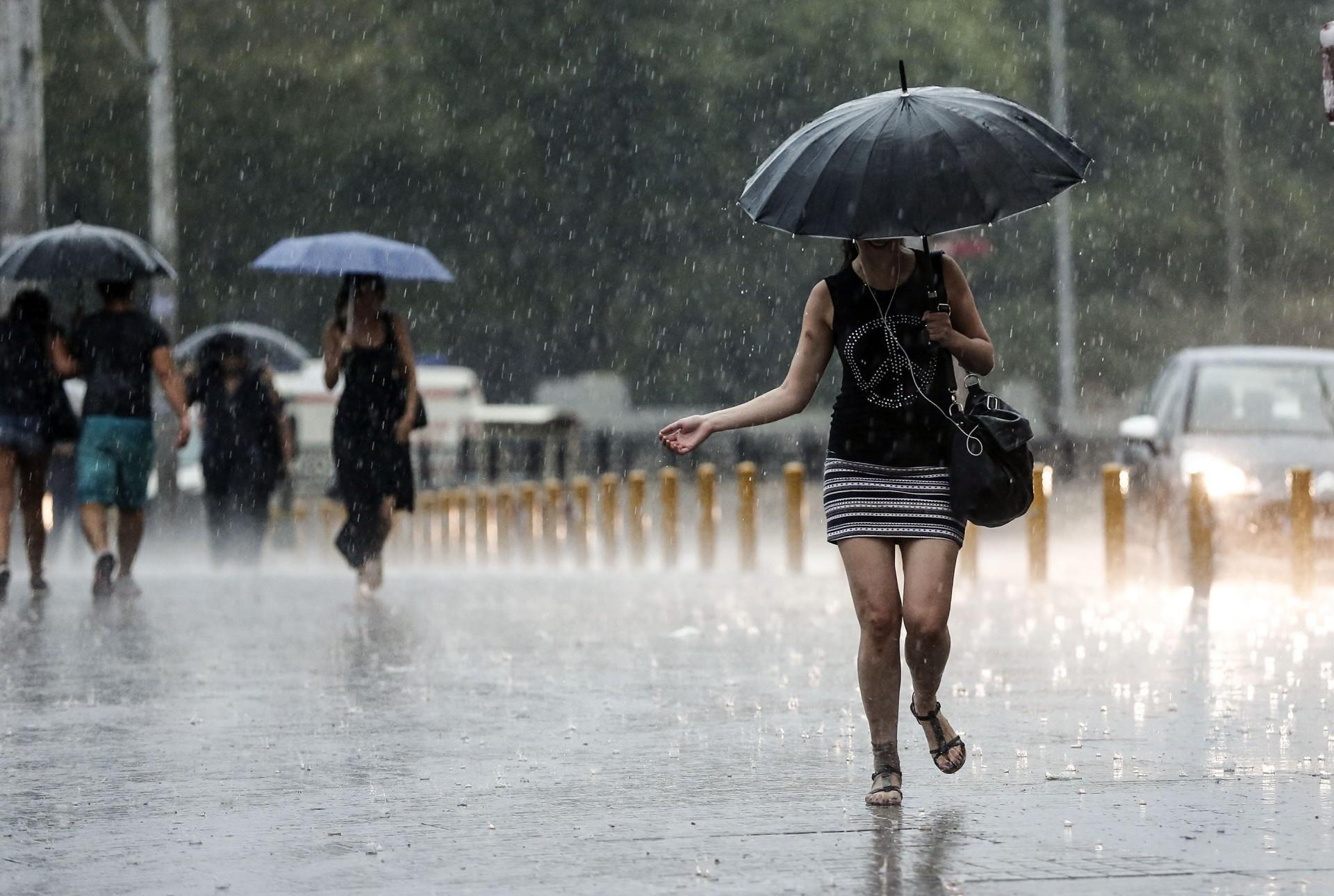 По пеколните температури не очекува невреме со пороен дожд