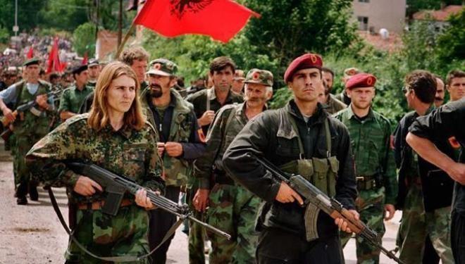 Србија ќе обвини 160 припадници на ОВК за воени злосторства