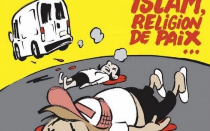 Шарли Ебдо  повторно ги исмева муслиманите