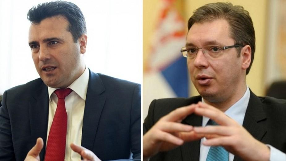 Како по само еден телефонски разговор  односите меѓу Белград и Скопје се стоплија