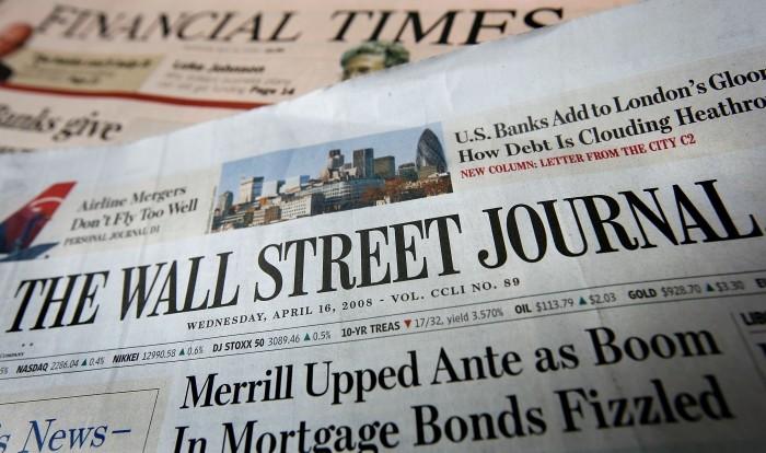 Новинари од  The Wall Street Journal  цензурирани поради Трамп