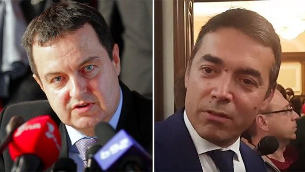 Дипломатите се враќаат во Скопје  амбасадорот на крај на месецот  Дачиќ и Димитров утре на средба