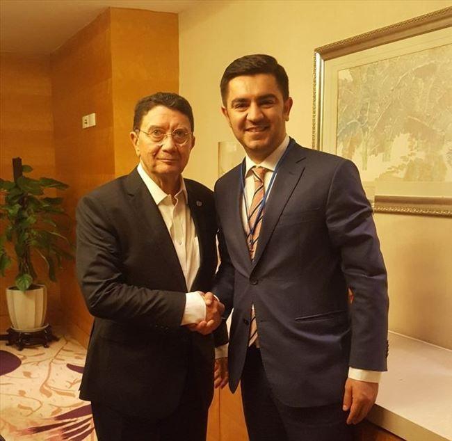 Бектеши лобира за македонскиот туризам во Кина