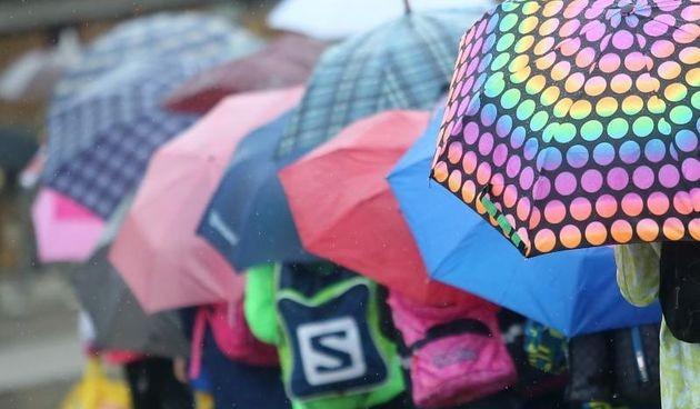 ПРОГНОЗА  Подгответе се за врнежи од дожд