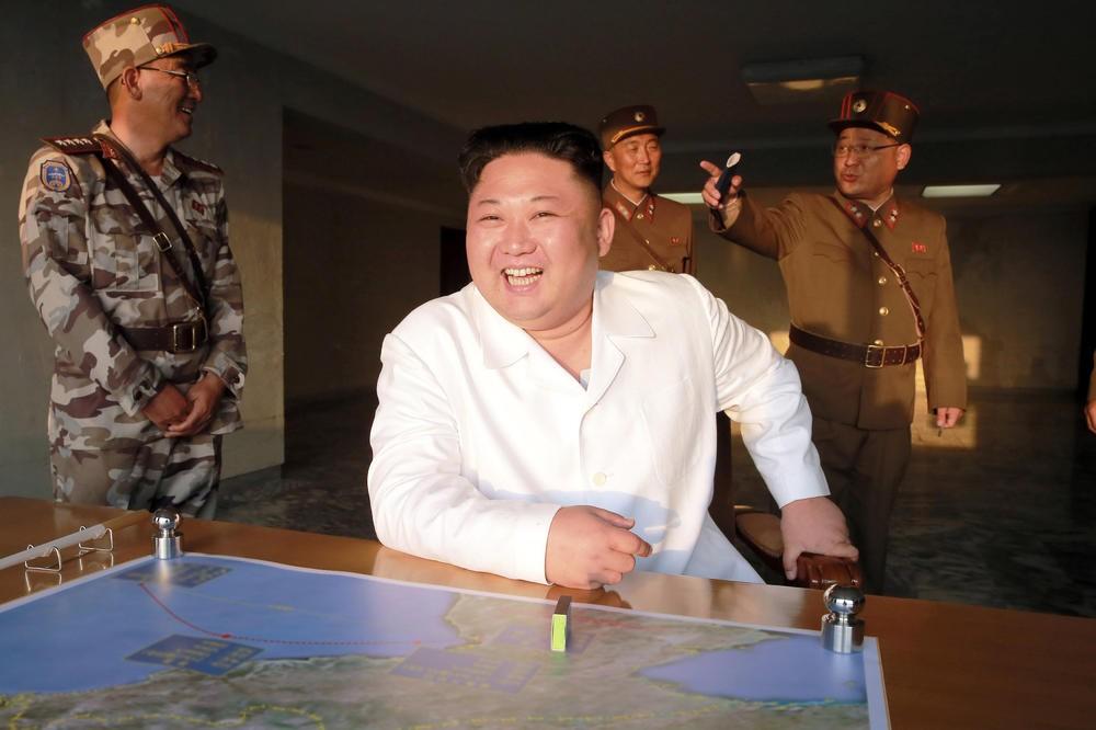 КИМ ИМА КЕЦ ВО РАКАВОТ  Северна Кореја лежи на богатство од 10 билиони долари
