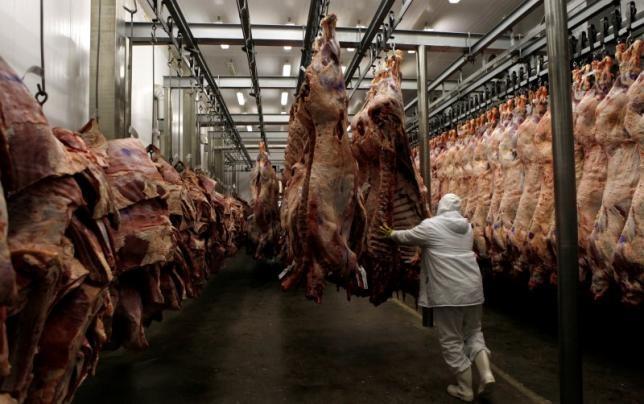 Уапсен кралот на месото во Бразил
