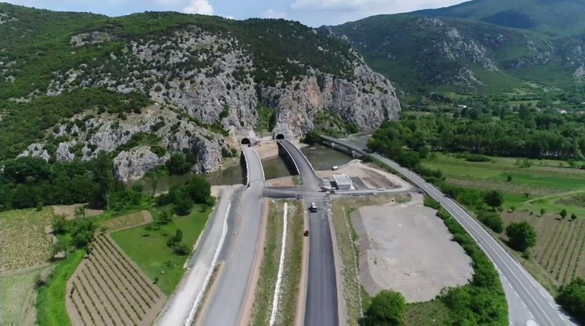 Продолжен рокот и за патот Демир Капија Смоквица  280 км се градат 7 години
