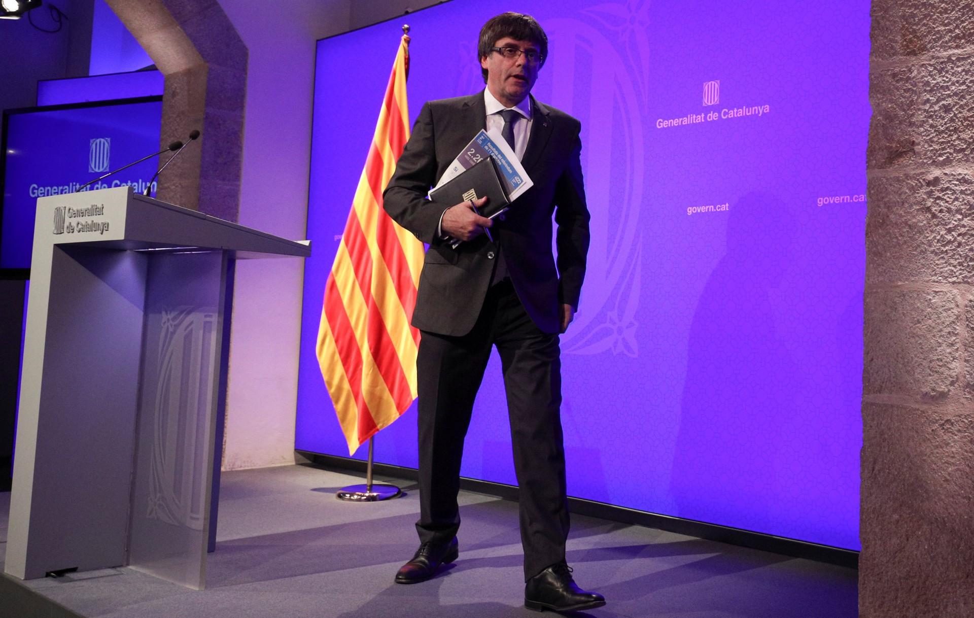 Kaталонија пред економски колапс