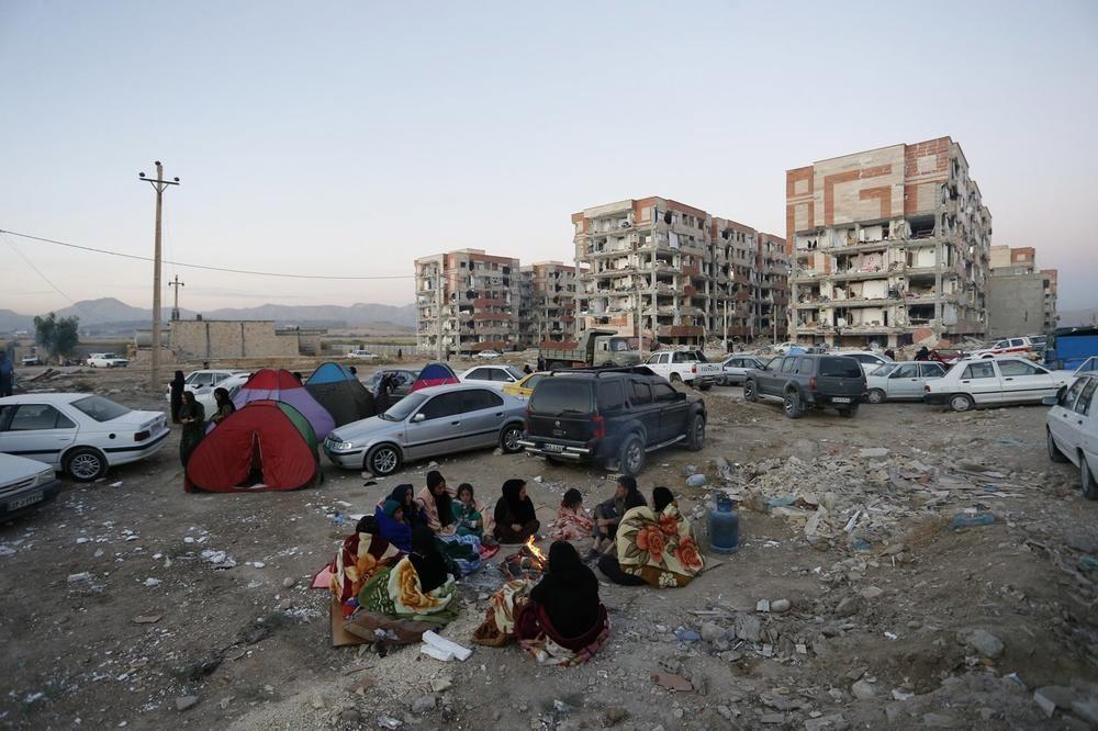 Разорен земјотрес над 7 степени по Рихтер ги погоди Ирак и Иран стотици мртви