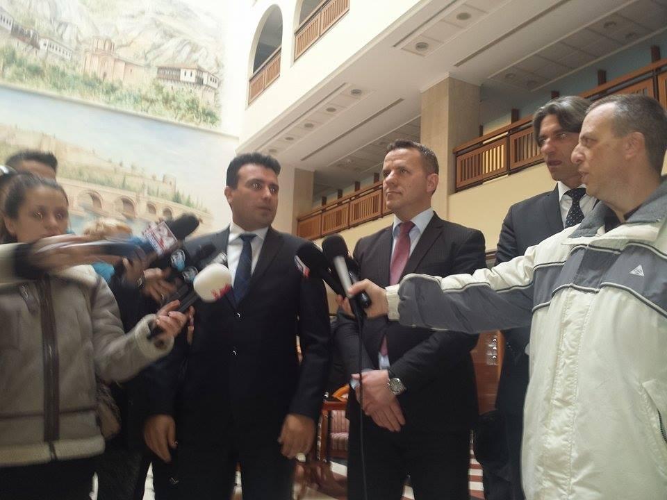 Алијансата му порача на Заев дека тие се реформистите