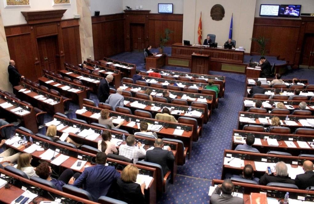 Законот за јазици помина во Собрание ќе даде ли  амин  Иванов