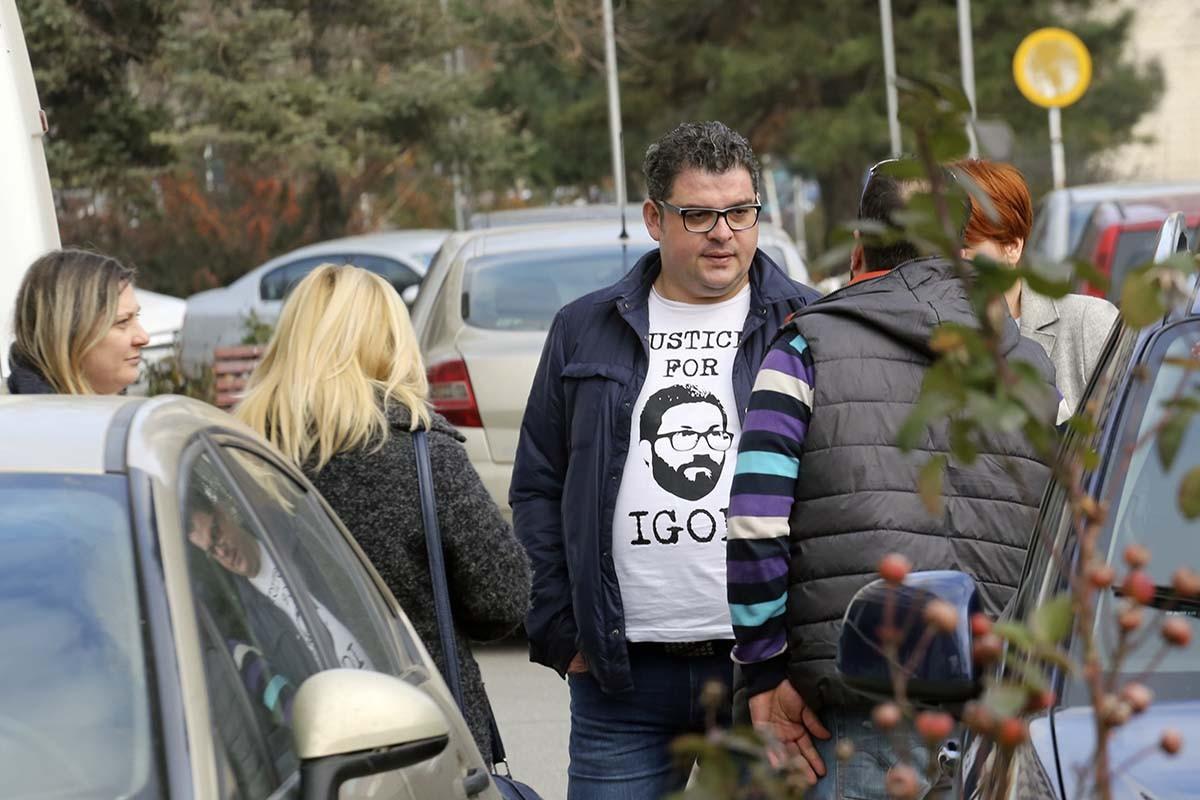 ГАЛЕРИЈА  Се бара Дурловски да биде пуштен од притвор