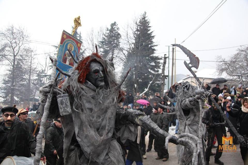 Интервју Сашо Јанкоски  градоначалник на Вевчани  Вевчанскиот карневал е од народот и за народот
