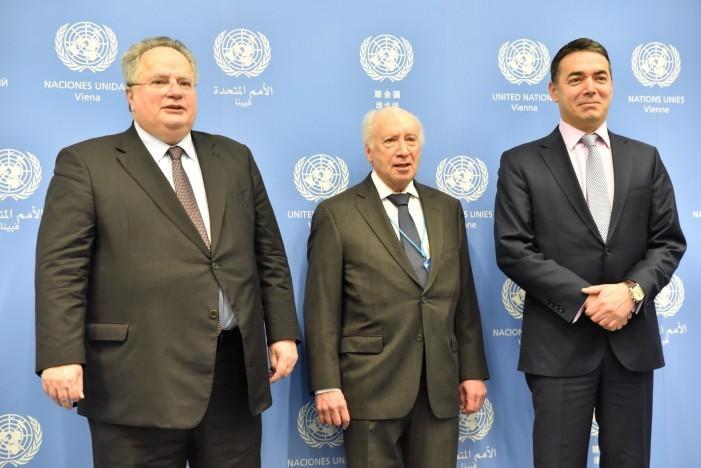 Како резултираше средбата Нимиц Димитров Коѕијас во Виена
