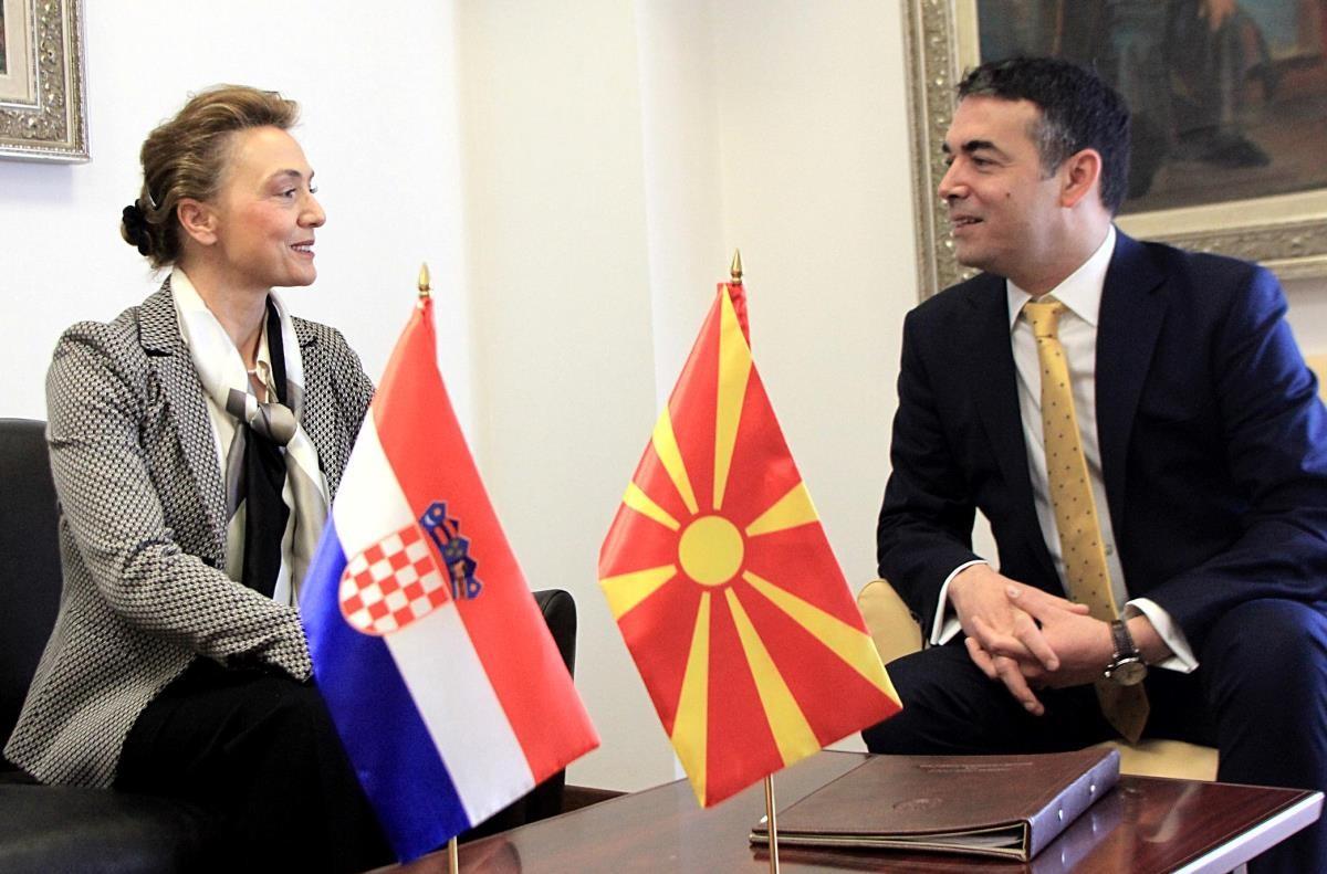 Пејчиновиќ Буриќ  Квалитетните реформи ќе ја приближат Македонија до ЕУ