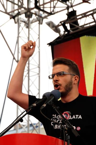 Огнен Јанески  СДСМ не смее да си дозволи да води инает со граѓаните и