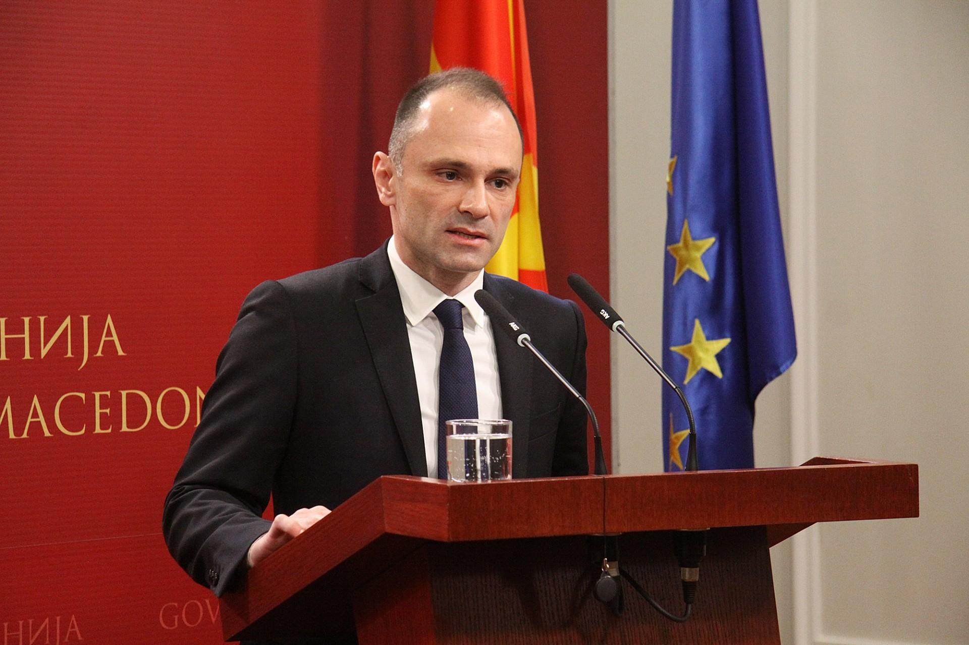 Филипче: Во Охрид веќе се сместуваат пациенти на интернистичкото одделение