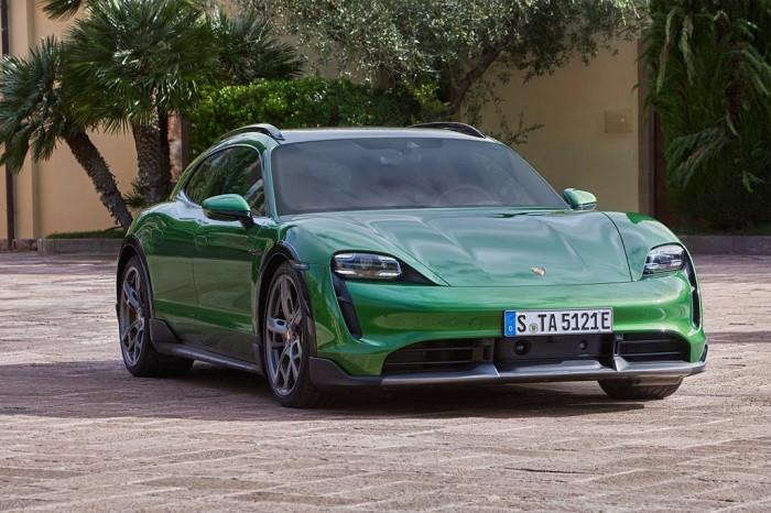 Светска премиера на Cross Turismo: Практичната верзија на Porsche Taycan