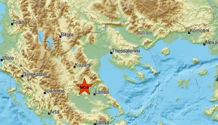Земјотресот од 5.9 степени е почувствуван на цела територија на Македонија