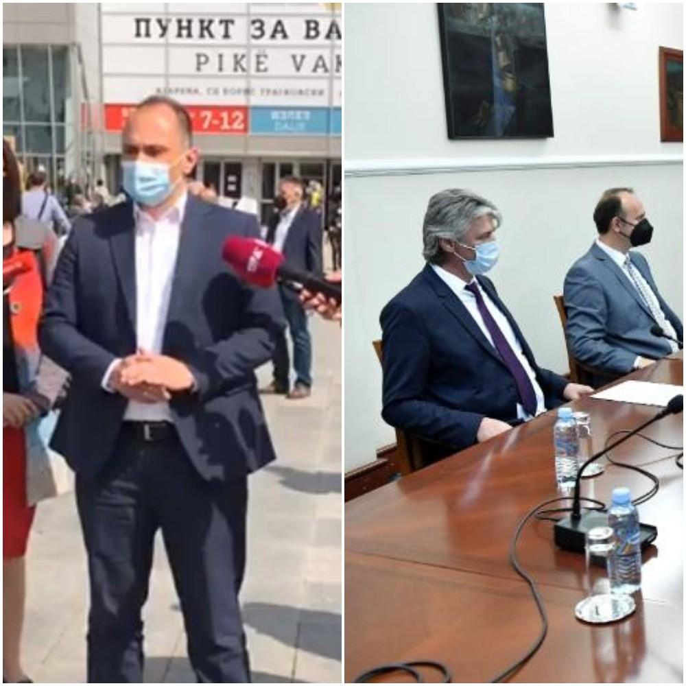 ФАКТОР НА ДЕНОТ: Филипче најави дека ќе се ограничуваат цените во приватните болници, на повидок е решение и за Законот за државјанство