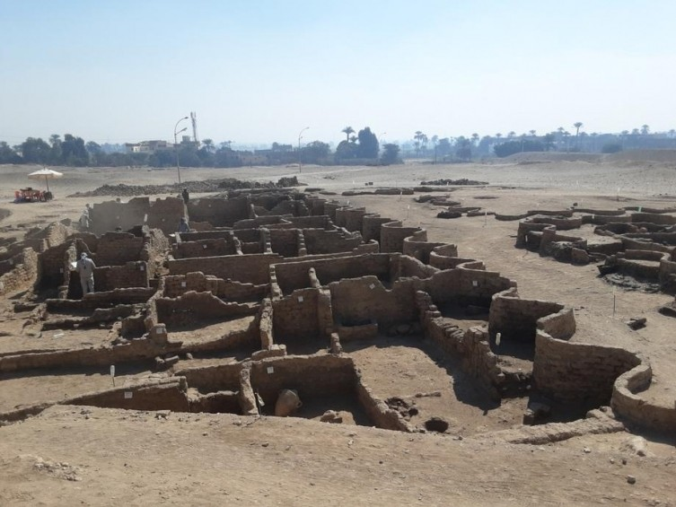 (ВИДЕО) Археолозите пронајдоа изгубен град во Египет, стар 3.000 години